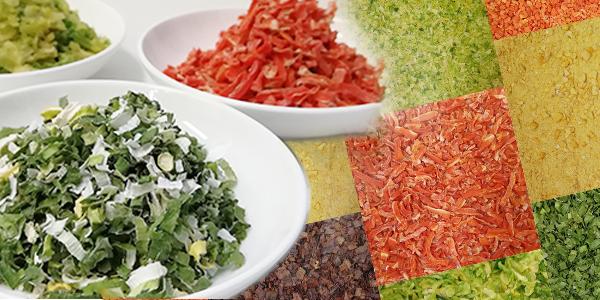 乾燥野菜の開発・研究・販売のイメージ